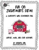 Fun on Zuckerman's Farm! {A Charlotte's Web Companion Pack}