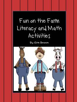 Fun on the Farm: A Literacy and Math Activities Unit