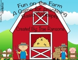 Fun on the Farm- Basic Concepts (L.K.1e)