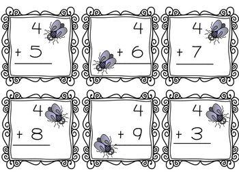 Fun on the Farm- Common Core Aligned Math Centers
