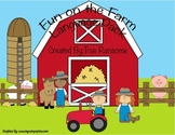 Fun on the Farm Language Pack (L.K.1e, L.K.1d, L.1.5b)