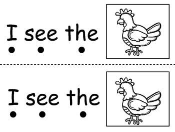 Fun on the Farm - Literacy & Math