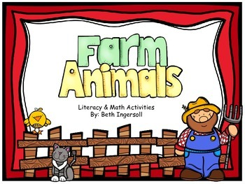 Fun on the Farm - Literacy & Math