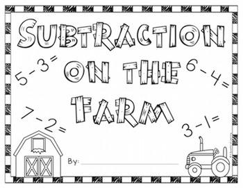 Fun on the Farm! Math Activities!