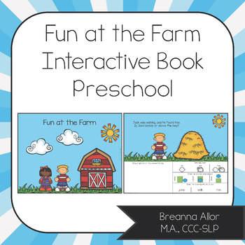 Fun on the Farm Mini Book