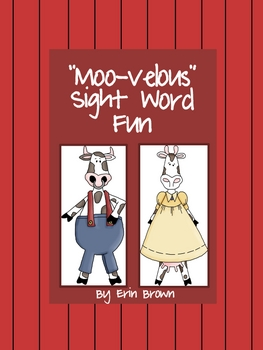 Fun on the Farm with Sight Words
