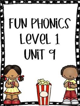 Fun phonics level 1 unit 9