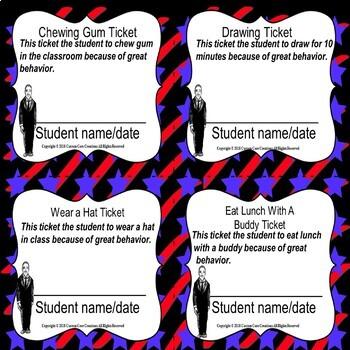 Fun rewards Tickets MLK Version