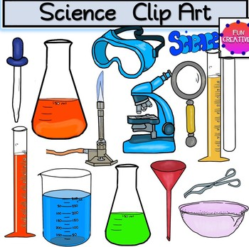 Science Equipment Clip Art