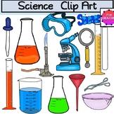 Science Equipment Clip Art