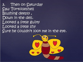 Fun song . The butterfly's Secret valentine. video mp3