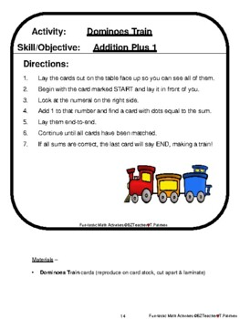 Fun-tastic Math Activities for Hands-On Learning