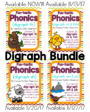 Fun-tastic Phonics {Digraphs Bundle}