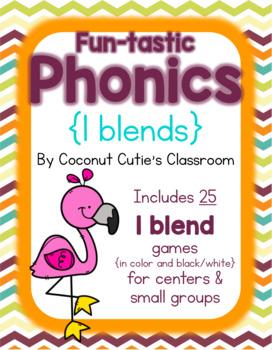 Fun-tastic Phonics {L Blends}