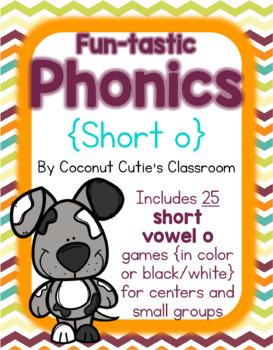 Fun-tastic Phonics {Short O}