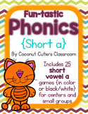 Fun-tastic Phonics {Short a}