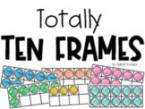 Totally Ten Frames