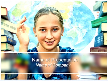 Fun to Learn PowerPoint Template