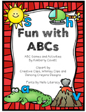 Fun with ABCs: K/1 Alphabet Activities