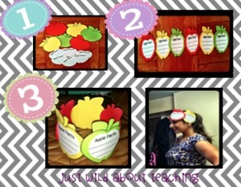 Fun with Apples!  {Apple Unit with Crafts}