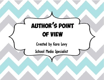 Fun with Author's Point of View