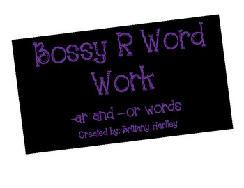 Fun with Bossy R: Volume 1