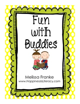 Fun with Buddies: Activity for Older and Younger Buddy Classes