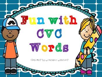 Fun with CVC Words