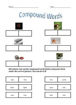 Fun with Compound Words