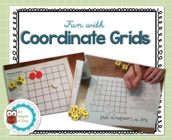 Fun with Coordinate Grids {Sample Version}