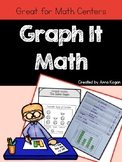 Fun with Data: Graphing Activities (2.MD.10, 3.MD.3)