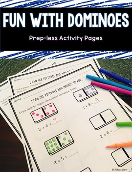 Using Pictures and Models to Add (Aligned to Go Math)