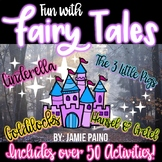 Fun with FAIRY TALES- A Unit for K-3