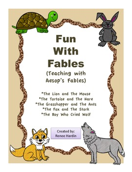 Fun with Fables (Aesop's Fables)