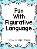Fun with Figurative Language