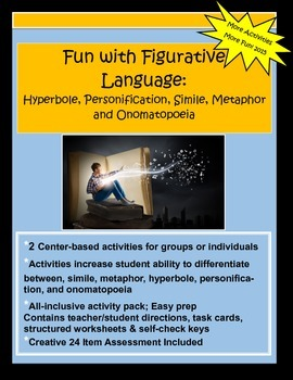 Fun with Figurative Language: A Center Approach