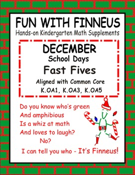 Fun with Finneus December Fast Fives