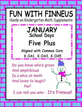 Fun with Finneus January Five Plus
