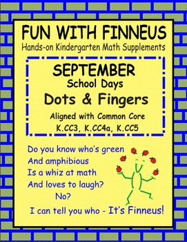 Fun with Finneus September Dots and Fingers