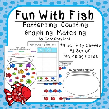 Preschool Math Activities - Fun with Fish