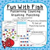 Preschool Math Activities - Fun with Fish