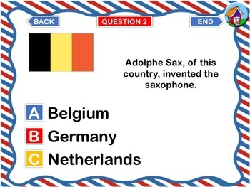Fun with Flags PowerPoint Game