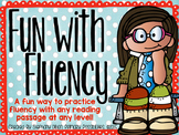 Fun with Fluency Cards