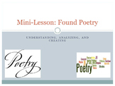 Fun with Found Poetry!
