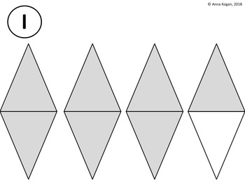 Fun with Fractions: Whole Number Activities (CCS: 3.NF.3, 4.NF.3)