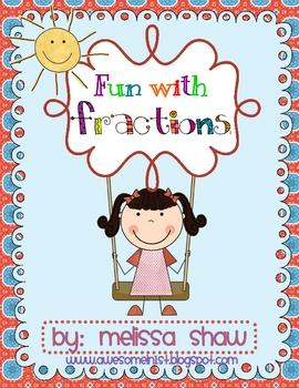 Fun with Fractions mini-unit (Common Core)