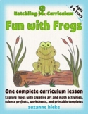 Fun with Frogs: creative math and science