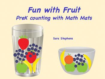 Fun with Fruit Math Mats