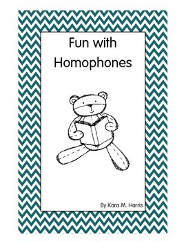 Fun with Homophones