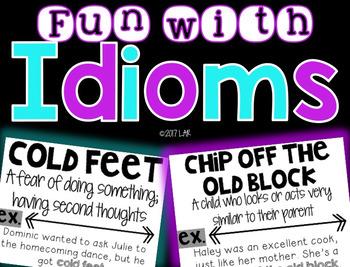 Fun with Idioms!